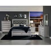 BEVELLE Group 4 Pc Bedroom set