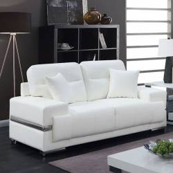 ZIBAK LOVE SEAT White