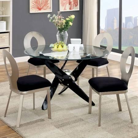 AERO ROUND TABLE Black