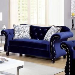 JOLANDA LOVE SEAT - Blue