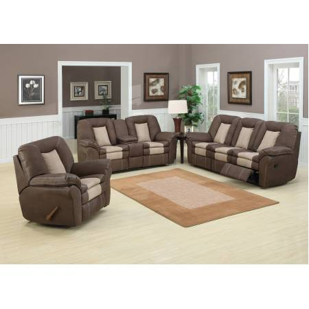 CARSON 2 PIECES LIVING ROOM SET SOFA AND LOVESEAT