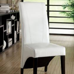 MADISON SIDE CHAIR IN WHITE