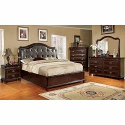 ARDEN BED 4PC SETS