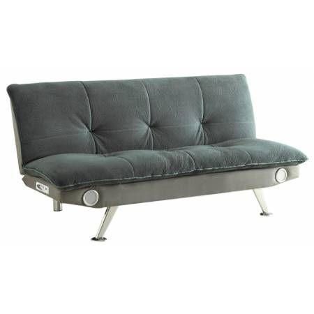 Sofa Beds and Futons Sofa Bed with Built-In Bluetooth Speaker