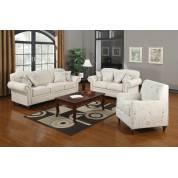 2 Pc Norah Traditional Sofa , Love Seat